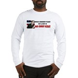 Stop Mad Cowboy Disease - Long Sleeve T-Shirt