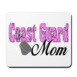 Coast Guard Mom Mousepad