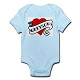 Greyson Tattoo Infant Bodysuit