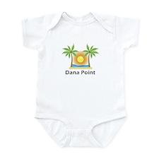 Dana Point Infant Bodysuit