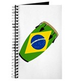 Conga Brazil Flag music Journal