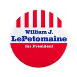 "William J. LePetomaine 3.5"" Button (100 pack)"
