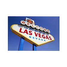 Las Vegas welcome souvenir magnet
