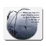 UU - Web of Life Mousepad