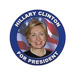 Hillary Clinton for President 3.5