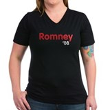 Romney 08 Dark Shirt