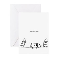 Moving Home Cards (Pack of 6)
