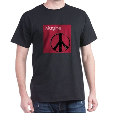iMagine pink Men's Dark T-Shirt