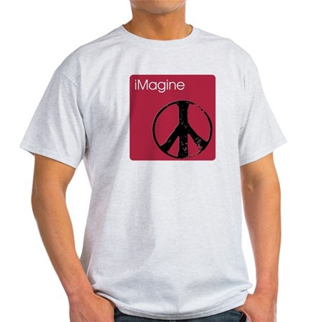 iMagine pink Men's Light T-Shirt