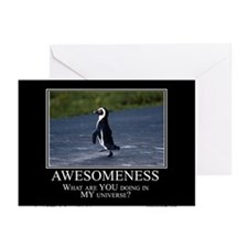 Awesomeness Greeting Cards (Pk of 10)