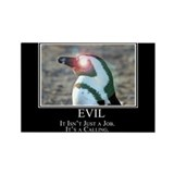 Evil Rectangle Magnet (100 pack)