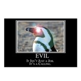 Evil Postcards (Package of 8)