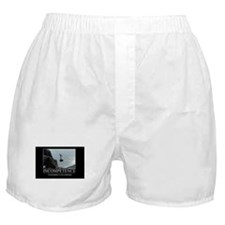 Incompetence Boxer Shorts