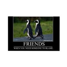 Friends Rectangle Magnet (10 pack)