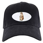 Prairie Dog Black Cap