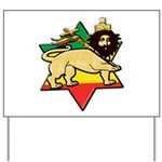 Zion Lion Yard Sign