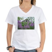 Old Barn in Spring Shirt