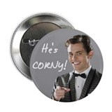 "Corny Collins 2.25"" Button"