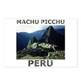 MACHU PICCHU, PERU Postcards (Package of 8)