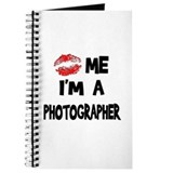 Kiss Me I'm A Photographer. Journal