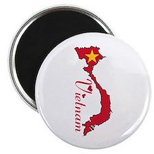 Cool Vietnam Magnet