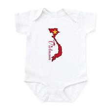Cool Vietnam Infant Bodysuit