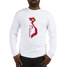 Cool Vietnam Long Sleeve T-Shirt