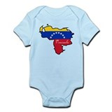 Cool Venezuela Infant Bodysuit