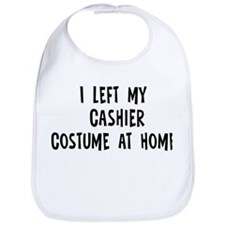 Left my Cashier Bib