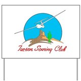 TUCSON SOARING CLUB II Yard Sign