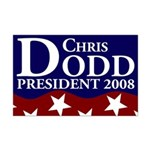 Chris Dodd 2008 11x17 Poster Print