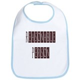Reasonable Person Bib