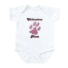 Chihuahua Mom3 Infant Bodysuit