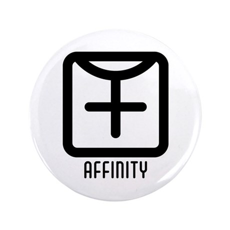 "Affinity : Female 3.5"" Button (100 pack)"