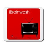 iBrainwash Mousepad