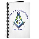 I am a Freemason Journal