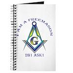 I am a Freemason Journal