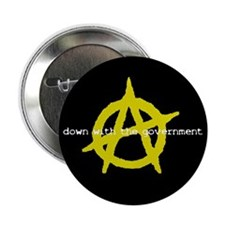 "Anti-Gov't 2.25"" Button (100 pack)"