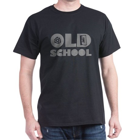 Old School (Distressed) T-Shirt