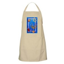 Chanukah Kitchen Apron