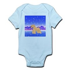 Soft Coated Wheaten Terrier Infant Bodysuit
