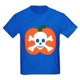 JackO Skull and Cross Bones T