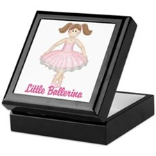 Little Ballerina 2 Keepsake Box