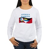 TEAM ANTIGUA AND BARBUDA T-Shirt