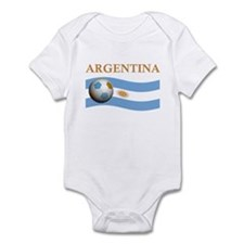TEAM ARGENTINA SOCCER Infant Bodysuit