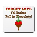 Chocolate Lovers Mousepad