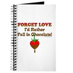 Chocolate Lovers Journal
