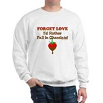 Chocolate Lovers Sweatshirt