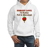 Chocolate Lovers Hooded Sweatshirt