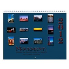 United States of America :: 2013 Wall Calendar
